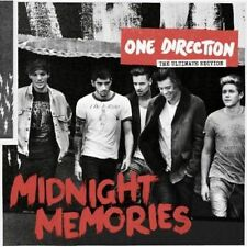 Midnight Memories [The Ultimate Edition] by One Direction NOW SHIPPING !