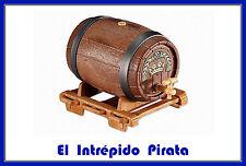 PLAYMOBIL - Barril DESCATALOGADO en Bolsa Sellada Cuba Tonel Medieval 6218 3627