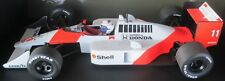 PAUL'S MODEL ART 1:18 DIECAST FORMULA ONE McLAREN MP 4/4 #11 ALAIN PROST