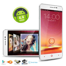 Stylish 3G Smart Cell Phone Android 4.4 KK 5.5in Touch DualCore GSM Unlocked