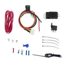 MIishimoto adjustable electric fan control kit with probe from 150°F to 240°F