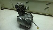 1971 Honda CL100K1 Scrambler 100 CL HM247-1. Engine motor good compression