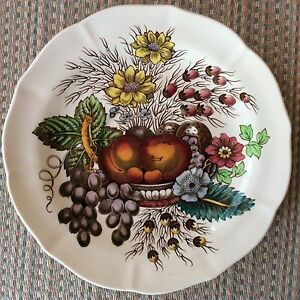 """""""REYNOLDS"""" - BY SPODE - MADE IN ENGLAND - BREAD & BUTTER PLATE ...../"""