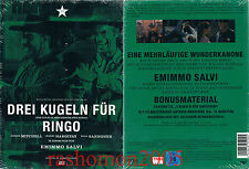 DVD THREE BULLETS FOR RINGO Gordon Mitchell Spaghetti Western Uncut Region 2 NEW
