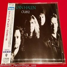 VAN HALEN - OU812 - JAPAN FOREVER YOUNG 2005 EDITION - CD