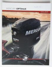 MERCURY OPTIMAX Outboards 2013 brochure - English - Canada - ST1002000318