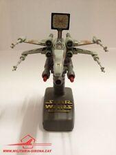 STAR WARS ACTION FLEET X-WING RED 5 FLIGHT CONTROLLER COMPLETE 1995 Luke & R2D2