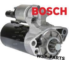 AUDI VOLKSWAGEN VW ANLASSER STARTER ORIGINAL BOSCH 12V 0001125609 NEU