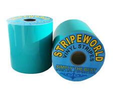 10mm  Light Turquoise vinyl stripe 2 for 1 for car boat or caravan