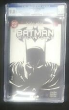Detective Comics #700, CGC 9.8 NM/MT  WHITE PAGES! Aug 1996 Collector's Edition