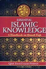 Essential Islamic Knowledge - A Handbook On Hanafi Fiqh