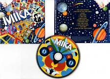 """MIKA """"The Boy Who Knew Too Much"""" (CD) 2009"""