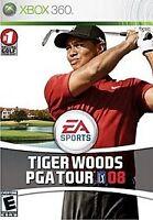 XBox 360: Tiger Woods PGA Tour 08 (2007)