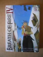 BREATH OF FIRE Vol.3 Hitoshi Ichimura ed. Gp Manga [G689]