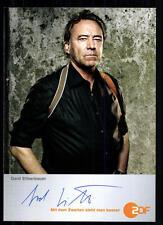 Gerd Silberbauer Soko 5113 Autogrammkarte Original Signiert ## BC 31108
