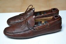 Scarpe CAR SHOE N.46 UK12 Made in ITALY HANDMADE Fatte a mano Loafer