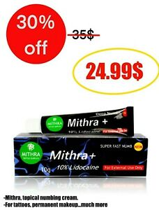 Mithra  Anesthetic Numbing cream 10g