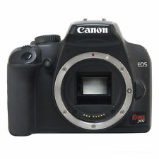 Canon EOS EF-S Rebel XS SLR Digital Camera Body Only (Black)