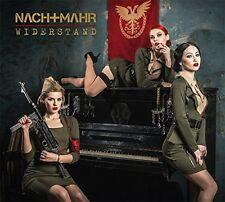 NACHTMAHR - WIDERSTAND EP (LIMITED DIGI EDITION)   CD NEUF