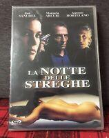 La Notte Delle Streghe DVD Nuovo Sigillato Manuela Arcuri Josè Sanchez Juarez