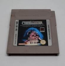 Nintendo GameBoy GB Spiel - The Chessmaster ( Schach ) - Game Boy