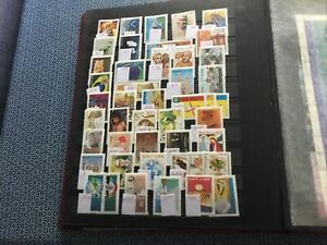 lot collection timbres   Bresil