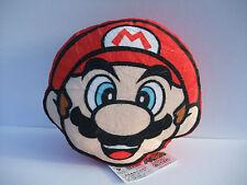 Super Mario Bros Mario Cushion Pillow 23cm