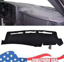 Dashboard Mat For Chevy Silverado 1500 2500 Tahoe 2001-2006 02 Yukon Dash Cover