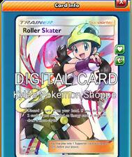 Roller Skater FA FULL ART Pokemon TCG Online PTCGO FAST 235/236