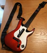 Guitar Hero Guitar Xbox 360 Red & White