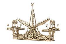 Puente peatonal-mrplaywood - 3D Rompecabezas mecánico de Madera Modelo &