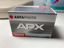 AGFA APX 100 - 35mm Camera Film - 11/2021