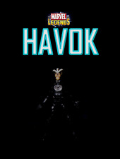 "Marvel Legends Walmart Exclusive Giantman Series HAVOK (Classic) 6"" X-Men Figure"