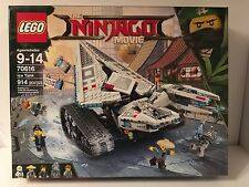 LEGO Ninjago Movie Ice Tank 70616 New Sealed