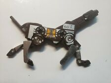 TRANSFORMERS G1 VINTAGE CASSETTE TAPE BROWN RAVAGE MISSING FOOT