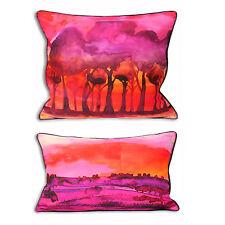 Art Polyester Decorative Cushions