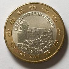 G333 Liechtenstein Ensayo Prueba - 1 Europ, Essai Pattern Probe 2004