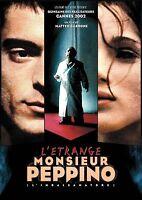 "RARE! DVD NEUF ""L'ETRANGE MONSIEUR PEPPINO"" Matteo CARRONE"