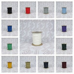 Lacrosse Lax stick stringing sidewall 100 yard spools ANY COLOR YOU PICK