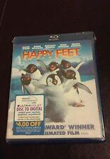 New Sealed 2006 Happy Feet Blu-Ray Disc PG