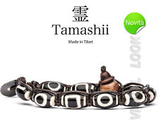BRACCIALE ORIGINALE TIBETANO TAMASHII BKRA SHI (Simbolismo) PROTEZIONE