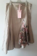 LADIES SIZE 14 *BNWT* FULL/FLIPPY/BOHO/SUMMER SKIRT FROM CHILLI PEPPER