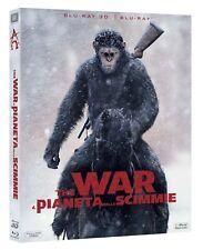 The War - Il Pianeta Delle Scimmie (Blu-Ray 3D+Blu-Ray) 20TH CENTURY FOX