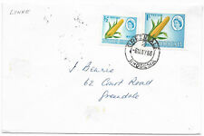 Southern Rhodesia 1966 Cover 1s 1/2d GREENDALE May 6