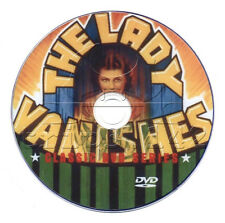 The Lady Vanishes (1938) Mystery Thriller Movie/Film by Alfred Hitchcock DVD