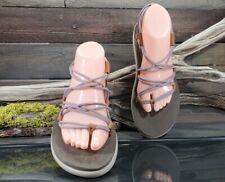 37602542e1 TEVA Voya Infinity Womens Sz 9 US Flip Flops Strappy Stretch Gladiator  Sandals