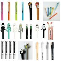 Cute Novelty Black Gel Ink Pens Creative Fun Pen School Home Writing Stationery