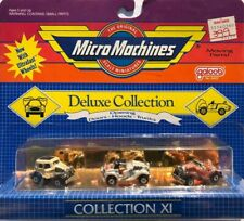 Micro Machines Deluxe Collection XI / #11 - MINT IN UNOPENED PACK !!!