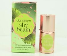 Benefit Dandelion Shy Beam Nude Pink Matte Radiance Highlighter New Full Size
