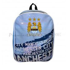 Manchester City Football FC Équipe de soccer l'Impact nouveau sac d'école sac à dos cadeau